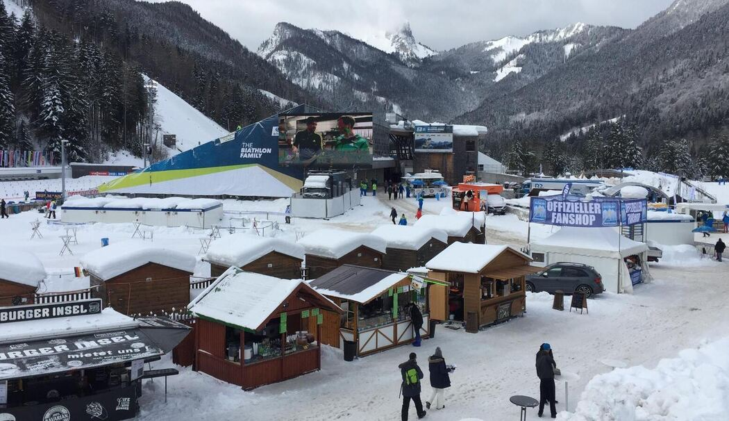 Live-Ticker Biathlon Weltcup in Ruhpolding