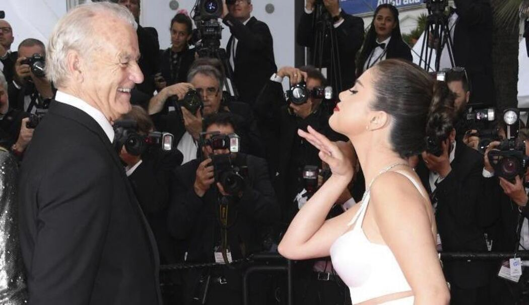 Filmfestspiele in Cannes - Murray + Gomez